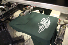 Zeek's Tees Screenprinting and digital printing